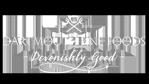 Dartmouth Fine Foods and Devonishly Good Logo