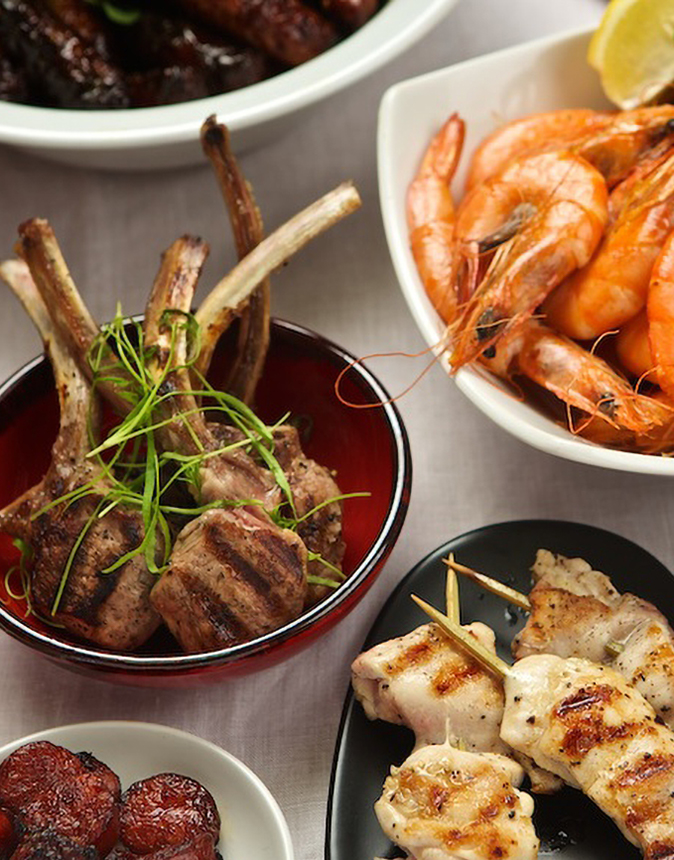 Dartmouth Fine Foods - Barbecue Devon UK