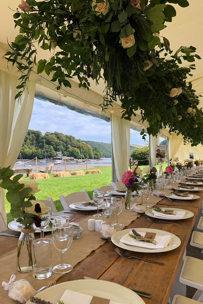 Dartmouth Fine Foods - Event Catering and Weddings Devon UK